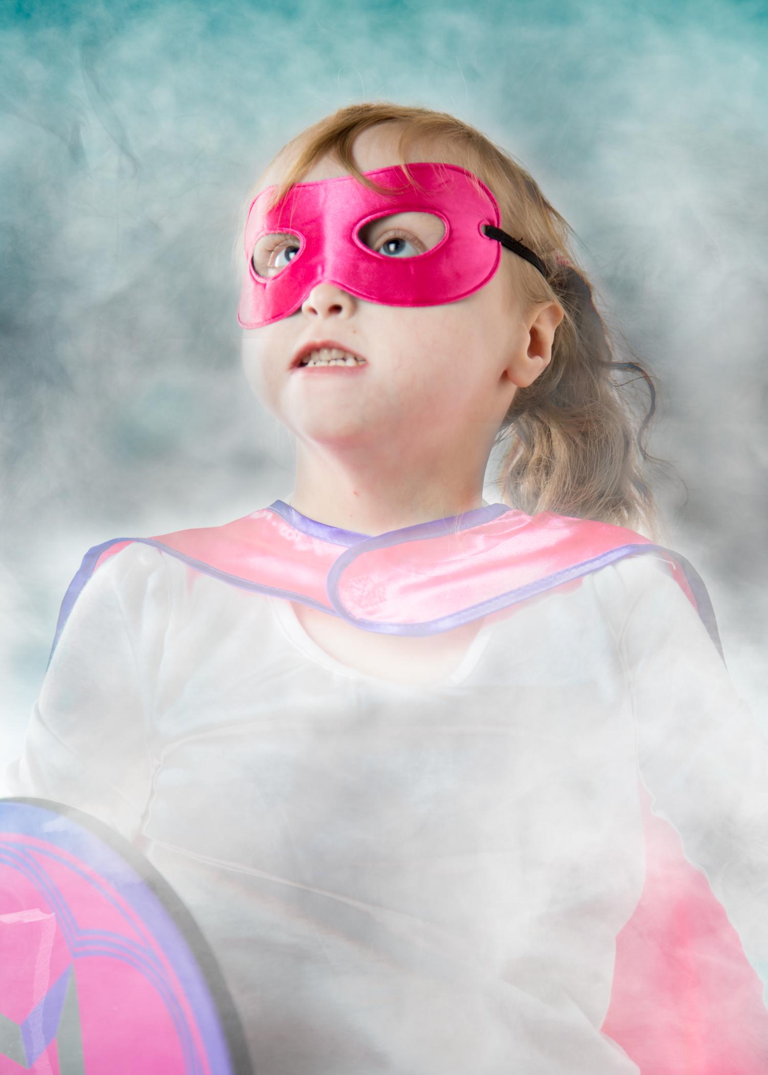 True Superheroes Photo Event